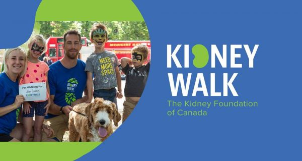 Kidney Walk Medicine Hat