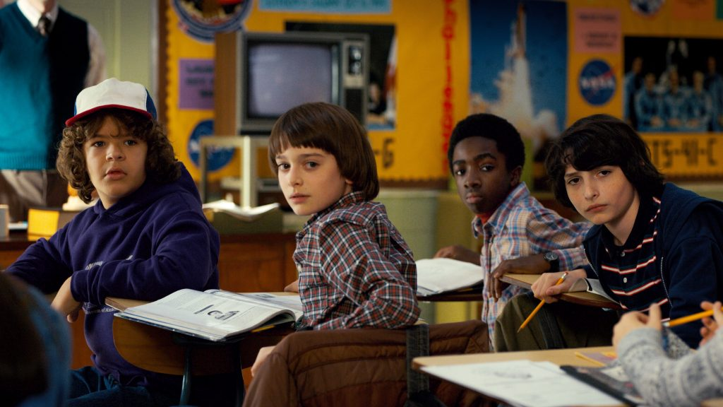School's out in the new trailer for 'Stranger Things' season