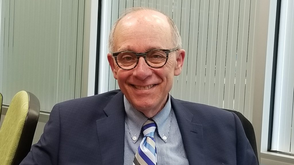 Alberta Party leader Stephen Mandel
