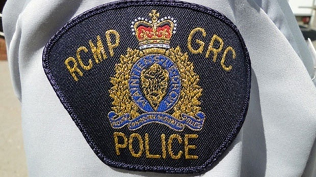 RCMP charge man after a cyclist was struck and left on highway