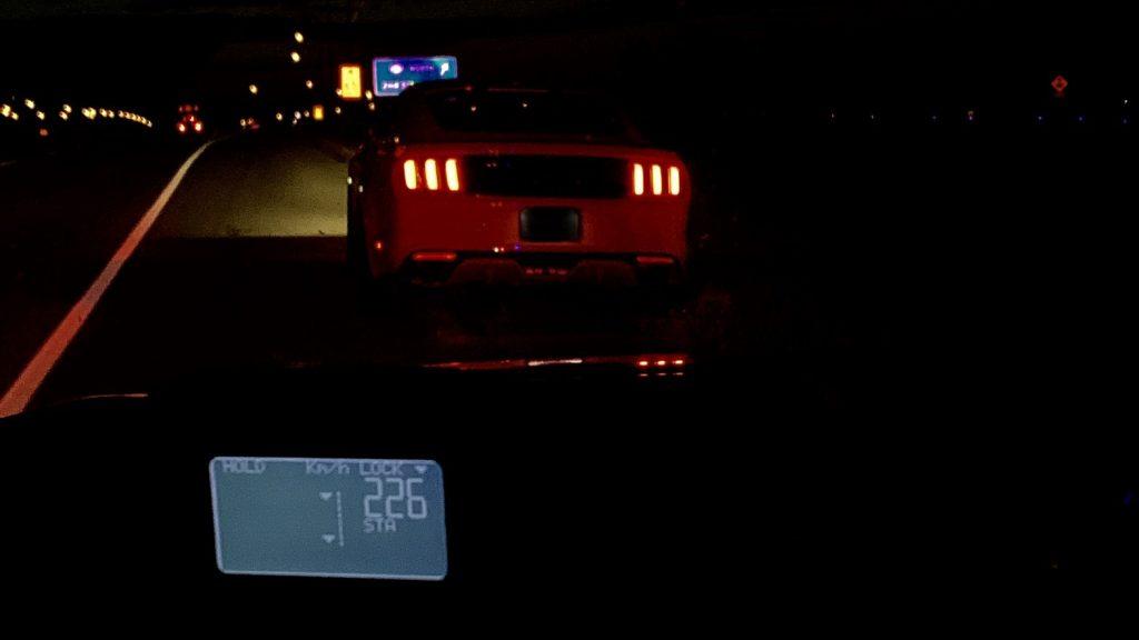 Highway speeder