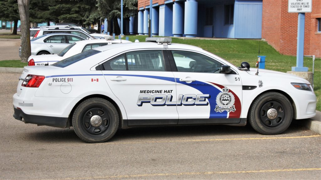 Medicine Hat Police charge man in handgun incident
