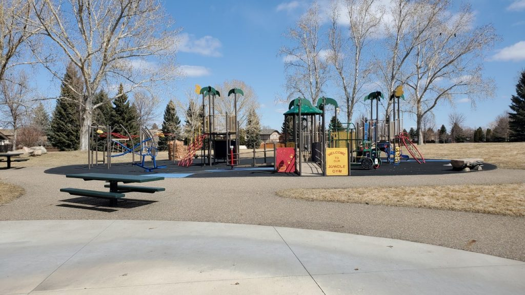 Officials Work Towards Reopening Playground Structures 105 3 Rock